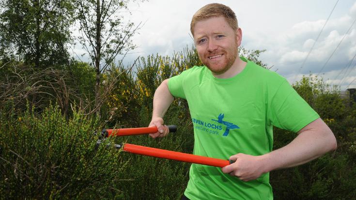 Seven Lochs Volunteers